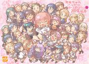 【スロウスタート】一之瀬花名ちゃん生誕祭!!
