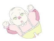 モモンガ赤ちゃん。