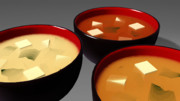 【MMD】味噌汁ver1.2【配布】