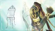 【MMDグラブル】安寧チェア(サンダルフォン周年記念スキン椅子)【配布あり】