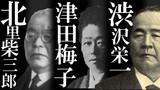 新紙幣 北里柴三郎 渋沢栄一 津田梅子