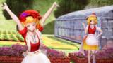 【HARVEST SHOP穣】メイド服な秋姉妹【エイプリルフール企画】