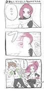 ケムリクサ12話の漫画