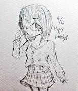 はるなちゃん誕生日おめでとう!