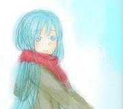 こんな寒い日に