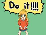 Do itお姉さん