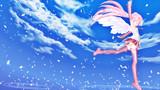 空と海と桜ミク