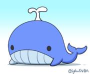 大鯨の寝袋?