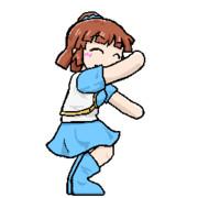 踊るアルル姉貴