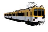 サーバル電車