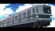 【モデル配布】営団地下鉄6000系6130F登場時 β版 (改造品)