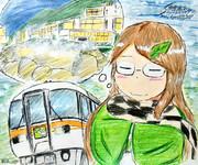 岐阜の温泉にでも行ってゆったり温まりたいですね