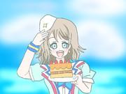 ヨーソローな誕生日!