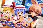 【レミフラ!】今日のカフェは お寿司の日!
