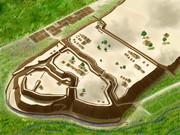 戦国の城 深大寺城