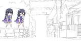 【わたてん】手描きトレスOP【今日の進捗 4/18】