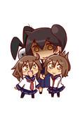 提督、加賀さん達が迎えにきましたよ