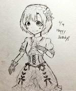 ほたるちゃん誕生日おめでとう!