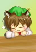 眠い・・・・