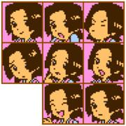 メダロット4版アリカ 顔アイコン