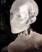 我はロボット