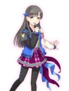 放課後クライマックスガールズ衣装の小早川紗枝