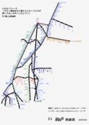 新潟県路線図 2019-03