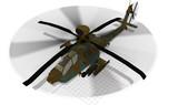 AH-64D製作中その2