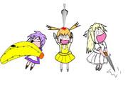 タミフルパンジー三姉妹