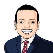 いざ!中川家礼二さんの似顔絵。お笑い好上委員会。