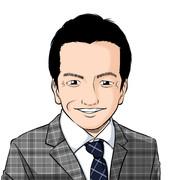 いざ!中川家剛さんの似顔絵。お笑い好上委員会。
