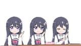 【わたてん】手描きトレスOP【今日の進捗 4/25】