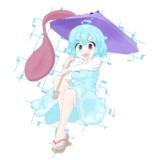 アクキー風小傘
