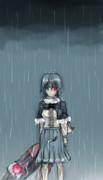 身を知る雨垂るる付喪神