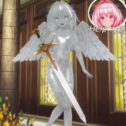 アストルフォ天使像