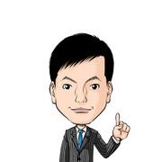 いざ!ますだおかだの増田さんの似顔絵。お笑い好上委員会。