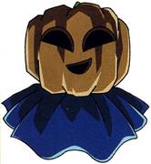かぼちゃのパンプ