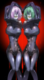 双子の吸血鬼
