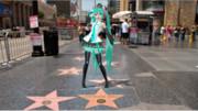 Miku! The Hollywood Star!