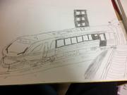 電車でD風 智頭急行線スペシャルライン HOT7000系