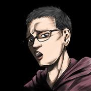 いざ!アンタッチャブル柴田氏の似顔絵描いてみた。お笑い好上委員会。
