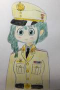 A tüzérségi osztály kapitánya