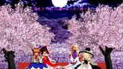 ニコ楽祭・花見…に盛大に遅刻。