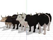 【配布】牛セット(OMF9非対象分含む)