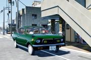 【MMD-OMF9】日産 B210 サニー