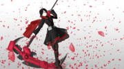 【MMD-OMF9】Crescent Rose