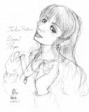 落書き 服部瞳子さんぽいの30 エターナルホープ特訓前