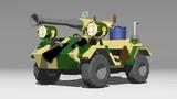 【OMF9】デデデ装甲車