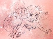 人魚姫ゆめちゃん♥