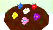 【MMD-OMF9】お花 ※噛み付き注意【MMDモデル配布】